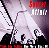 Time for Action: Very Best of by SECRET AFFAIR (2004-07-20)