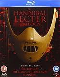 Hannibal Lecter Trilogia Box set [Edizione: Regno Unito]