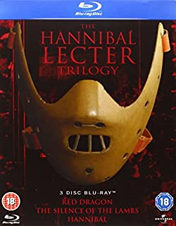 The Hannibal Lecter Trilogy [Blu-ray] [Region Free] (B003ZDNLCS) | Amazon price tracker / tracking, Amazon price history charts, Amazon price watches, Amazon price drop alerts