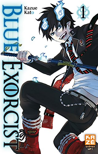 Blue Exorcist - Tome 01