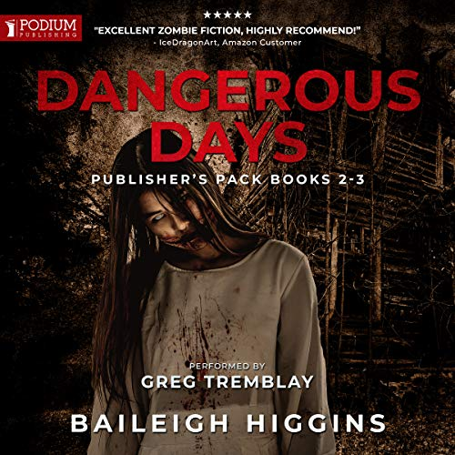 Couverture de Dangerous Days: Publisher's Pack