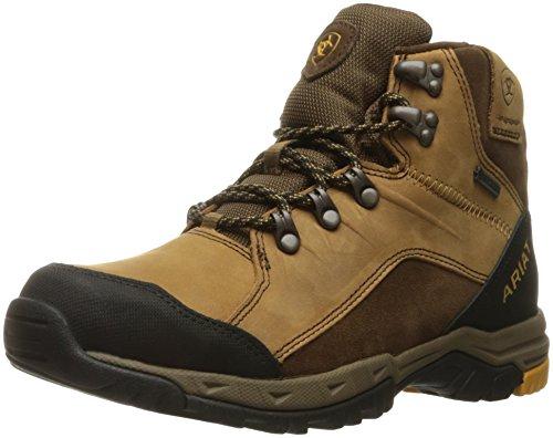 ARIAT Men's Skyline Mid GTX Hiking Shoe, Frontier Brown, 10 D US