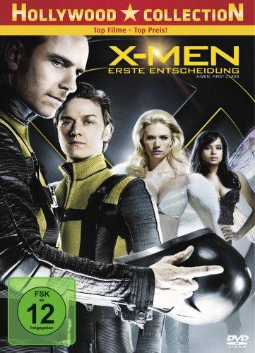 X-Men: Erste Entscheidung [Alemania] [DVD]