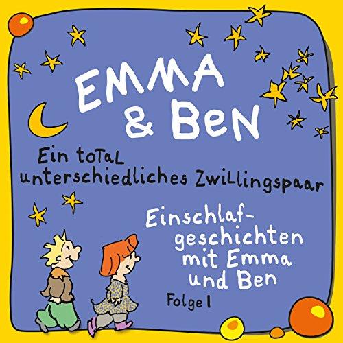 Ein total unterschiedliches Zwillingspaar - Einschlafgeschichten mit Emma und Ben Titelbild
