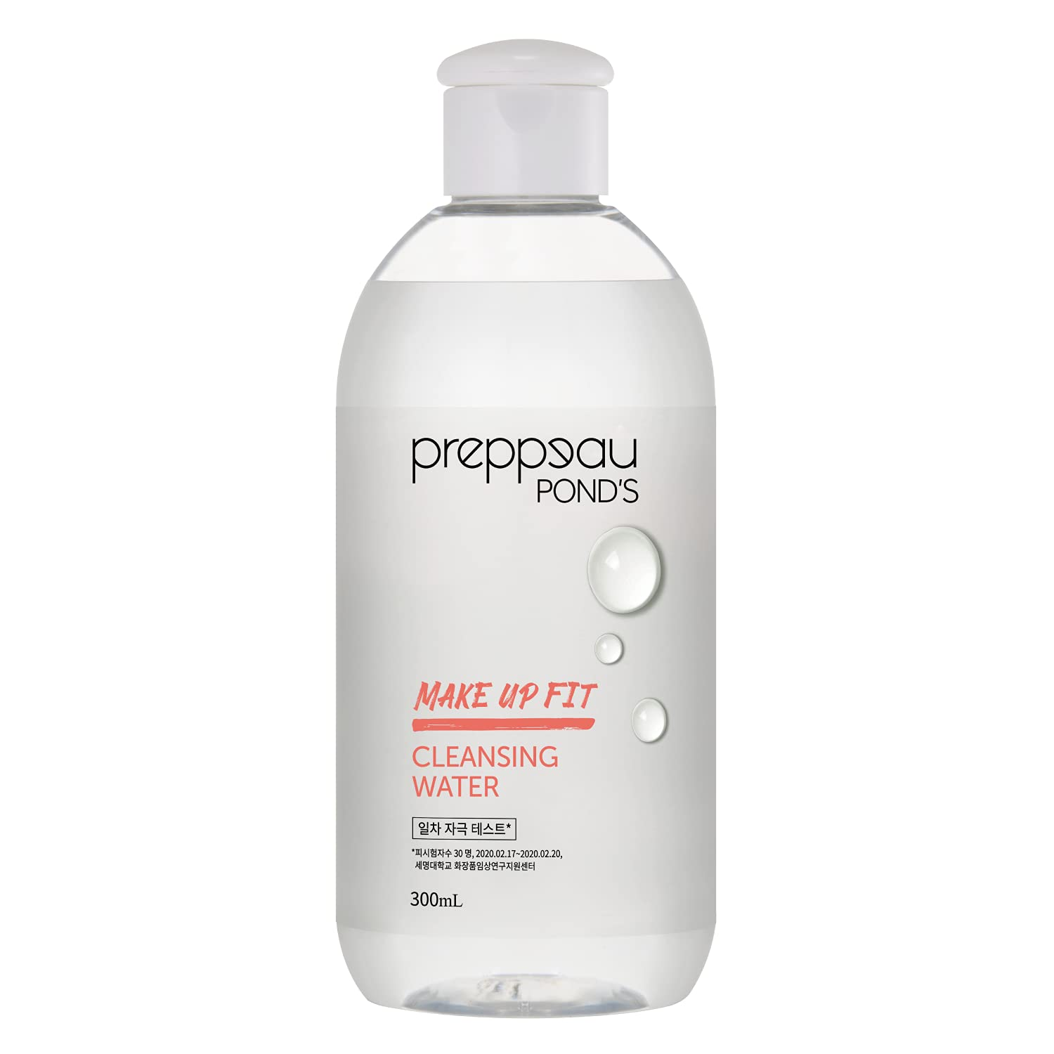 Pond's Phoenix Mall Preppeau Cleansing Water No Makeup Remove Rinse Choice Oil and