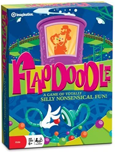 Imagination Flap Doodle Board Game by Imagination