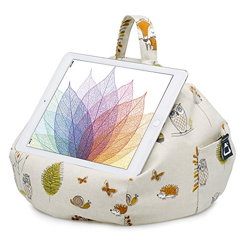 iBeani iPad and Tablet Stand/Bean Bag Cushion Holder For All Devices
