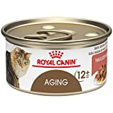 Royal Canin Feline Health Nutrition Aging 12+ Thin Slices In Gravy Canned Cat...