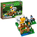 Lego Minecraft - il Pollaio, Multicolore, 21140