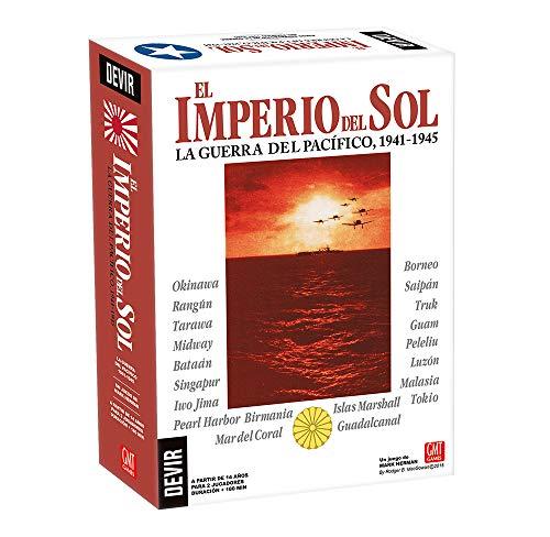 Devir - El Imperio del Sol, la Guerra del Pacifico (BGISOSP)