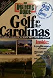 The Insiders  Guide to Golf in the Carolinas