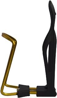 自転車ボトルケージアジャスタブルサイズカップホルダーマウンテンバイクケトル棚シルバーアルミ材料装置 - LXZXZ (色 : ゴールド)