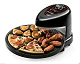 (USA Warehouse) Presto Pizzazz Plus Rotating Oven Pizza Cooker Baking Cookies Kitchen Food NEW -/PT# HF983-1754417243