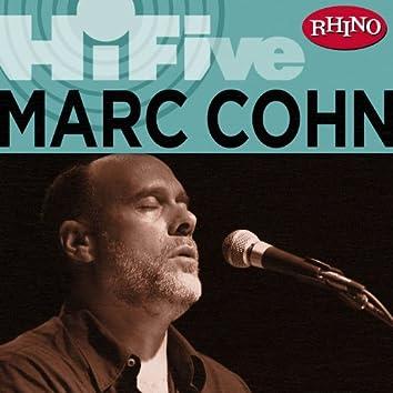 Rhino Hi-Five: Marc Cohn