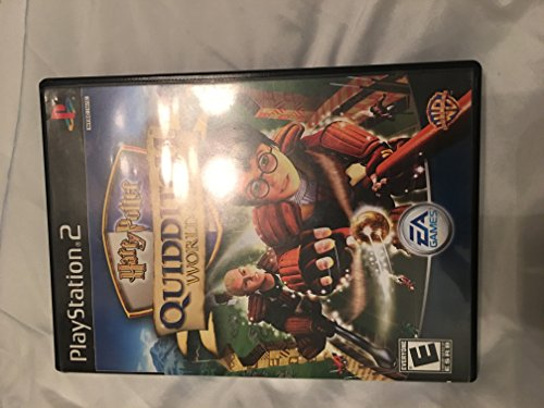 HARRY POTTER QUIDDITCH WORLD CUP - PS2