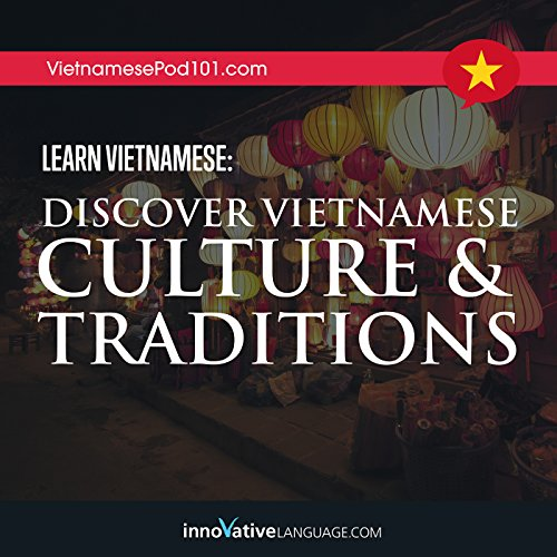 Learn Vietnamese audiobook cover art