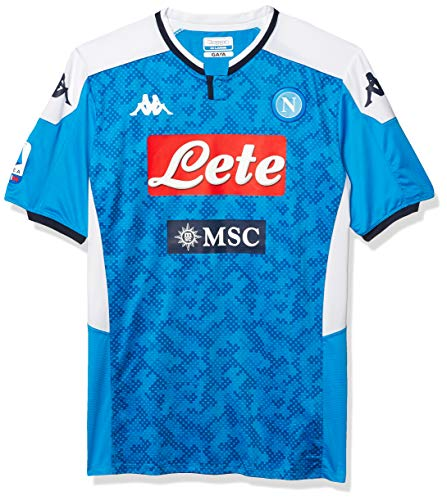 SSC Napoli Trikot Gara Home 2019/2020 Lozano Unisex - Adult, blau, XXL
