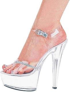e4ff75a2206e2 Amazon.com: stripper heels: Sports & Outdoors
