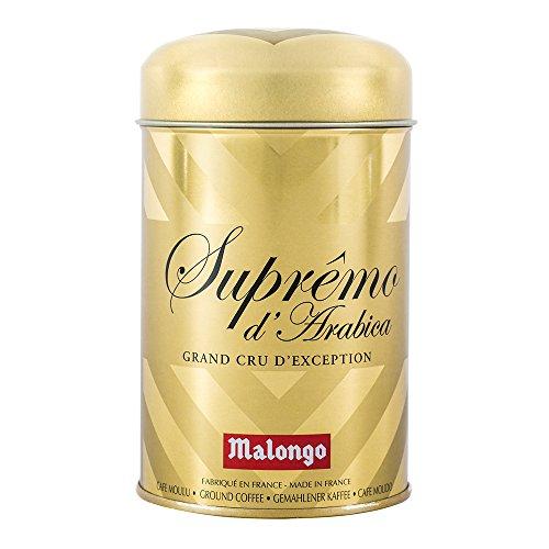 Malongo Supreme d´Arabica Grand crue Kaffee gemahlen 250 g