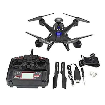 RC Quadcopter Drone, X183V2 Wifi Altitude Hold RC Quadcopter Drone Toy Headless Mode With 2.0MP Camera