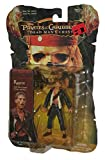 Zizzle Pirates of the Caribbean Dead Man's Chest Ragetti Action Figure