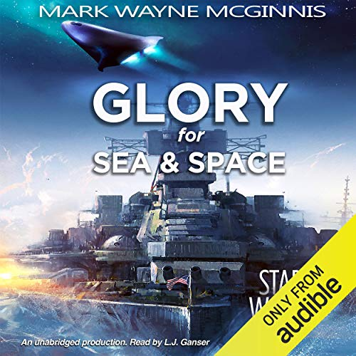 Couverture de Glory for Sea and Space
