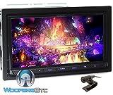 Kenwood DDX774/ DDX774BH DDX774 2 DIN Receiver W/ Bluetooth and...