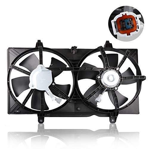 05 altima radiator fan motor - 4