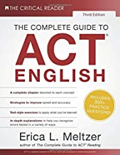 The Complete Guide to ACT English, 3rd Edition PDF