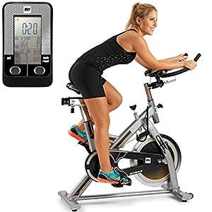 BH Fitness SB1.2 H9154 - Bicicleta de ciclismo indoor con volante ...