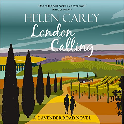 London Calling     Lavender Road, Book 4              By:                                                                                                                                 Helen Carey                               Narrated by:                                                                                                                                 Annie Aldington                      Length: 19 hrs and 58 mins     13 ratings     Overall 4.9
