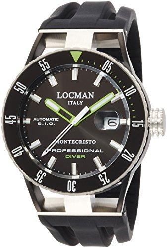 Locman Montecristo Diver 0513knkgbknksik reloj para hombres de [Regular importados]