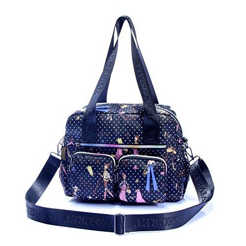 Sincere® Fashion Mobile Messenger sac / épaule / sac étanche Loisirs-5