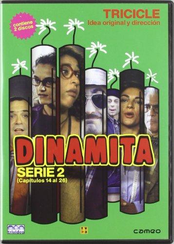 Dinamita. Serie 2 [DVD]