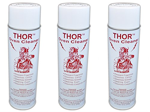 Our #5 Pick is the Thor Oven Cleaner