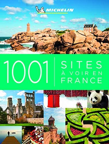 Le livre les mille et un sites à voir en France