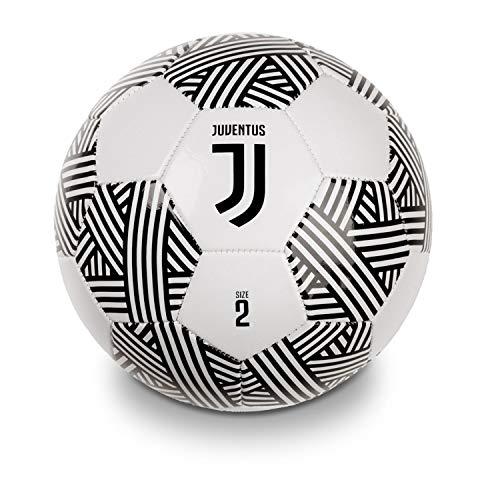 Mondo Toys 13414 Juventus Pro - Balón de fútbol (Talla 2, 150 g), Color Blanco y Negro