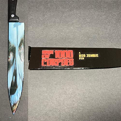 Otis House of 1000 Corpses Rob Zombie Kitchen Knife