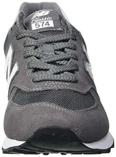 New Balance 574 Core Plus Pack, Zapatillas Hombre, Castlerock, 43 EU