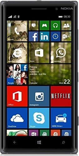 Nokia Lumia 830 schwarz