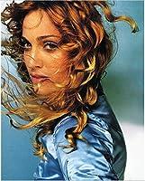 100%フルラウンドドリル5DDIYダイヤモンド絵画「マドンナ」ダイヤモンド刺繡女性クロスステッチ3D装飾ホームギフトL564,30x40cm