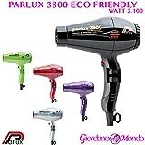 PHON 3800 I&C - Secador de pelo Parlux 2100 W profesional para peluquera