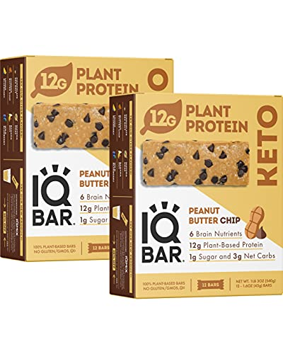 Brain and Body Keto Protein Bars