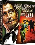 l'homme au Masque de Cire [Combo 3D + Blu-Ray 2D]