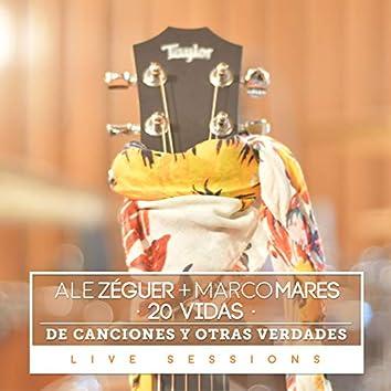 20 Vidas (De Canciones y Otras Verdades) [En Vivo] [feat. Marco Mares]