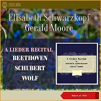 A Lieder Recital (Album of 1955)