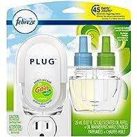 Febreze Plug Odor-Eliminating Gain Original Scent Air Freshener
