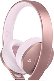 Sony Interactive Entertainment LLCPS4 GOLD WLS HEADSET_ROSE GOLD_LATAuriculares inalámbricos serie oro color Rose Gold - Special Edition