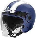 Caberg Uptown Legend Helm Midnight Blau Weiß, 30550024, Größe M (57/58 cm)