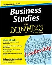 Best business studies for dummies book Reviews